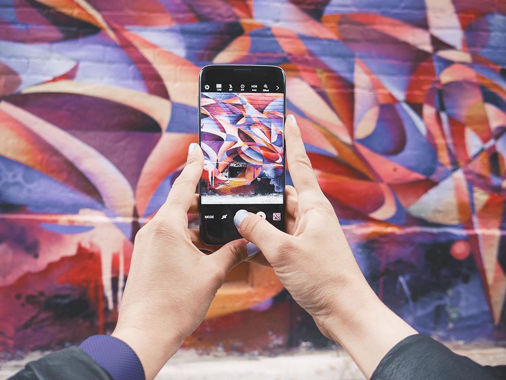Il business non è un selfie