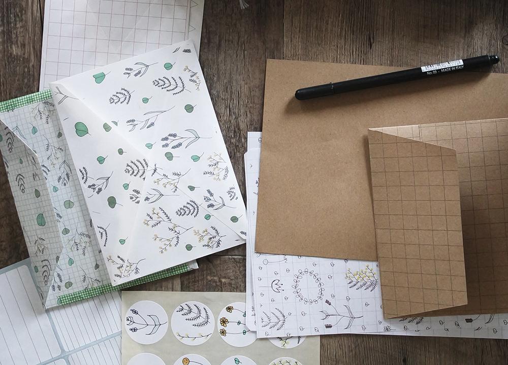 Scrivere lettere
