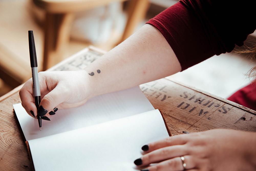 Combattere lo stress con la scrittura
