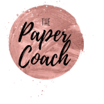 Logo the paper coach